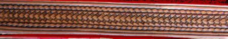 Navajo Basket Belt